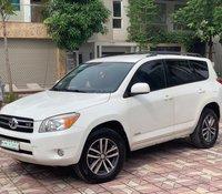 Cần bán xe Toyota RAV4 3.5AT đời 2008, màu trắng, nhập khẩu nguyên chiếc, giá chỉ 438 triệu