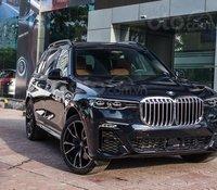 Cần bán BMW X7 xDrive 40i sản xuất 2019, màu xám (ghi), nhập Mỹ 2020 mới 100%