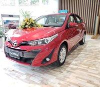 Toyota Vios 2020, giá 465tr - hỗ trợ trước bạ 50% - trả trước 120 triệu