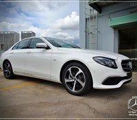 Cơ hội để sỡ hữu Mercedes-Benz E200 Sport new 2020 với giá bán tốt nhất ngay thời điểm này