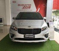 Cần bán Kia Sedona Luxury D 2019, màu bạc