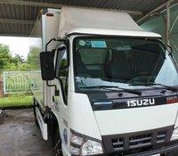 Bán/giao lưu Isuzu QKR230 đời 2018, màu trắng, thùng bảo ôn 3m6, giá tốt