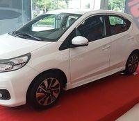 Honda ô tô Mỹ Đình: Bán xe Honda Brio RS màu trắng 2020 nhập khẩu nguyên chiếc