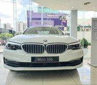 BMW 5 Series 520i, màu trắng, nhập khẩu Đức, sang trọng, đẳng cấp