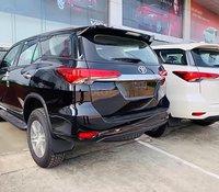 Bán xe Toyota Fortuner 2.7V 2019, màu đen, nhập khẩu