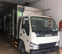 Bán Isuzu 2.5 tấn thùng kín 3.6m, KM máy lạnh, 12 phiếu bảo dưỡng, Radio MP3