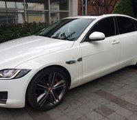 Bán xe Jaguar XF năm sản xuất 2016, màu trắng, nhập khẩu