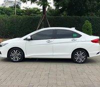 Bán Honda City 1.5TOP sản xuất năm 2018, màu trắng số tự động