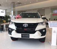 Toyota Tân Cảng tặng 100% phí trước bạ cho xe Toyota Fortuner 2.7V AT bản TRD, mua trả góp lãi 0.3%