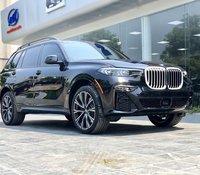 Bán BMW X7 XDrive40i M-Sport sản xuất năm 2020 full kịch option, màu đen, xe nhập Mỹ, LH 0982.84.2838