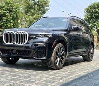 Bán ô tô BMW X7 xDrive 40i M-Sport sản xuất 2020, màu đen, nhập khẩu, mới 100%