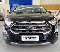 Bán Ford EcoSport Titanium 1.0L Ecoboost, giảm giá sốc, tặng full phụ kiện chính hãng