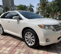Cần bán Toyota Venza đời 2009, màu trắng, giá tốt