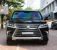 Bán Lexus LX 570 năm sản xuất 2016, màu đen, xe nhập Trung Đông, lướt 2 vạn km