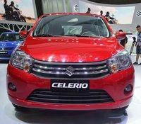 Bán xe Suzuki Celerio, màu đỏ, nhập khẩu, giá tốt và nhiều khuyến mại hấp dẫn