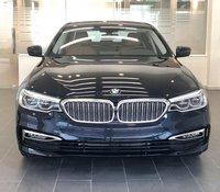 BMW 5 dòng xe nhập Đức sedan hạng sang, xe của doanh nhân thành đạt