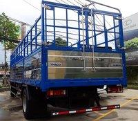 Bán xe tải 9 tấn Thaco Auman C160.E4, máy Cumins (Mỹ), thùng dài,hỗ trợ trả góp ngân hàng