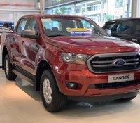 Bán ô tô Ford Ranger XLS AT sản xuất 2019, màu đỏ, xe nhập, giá tốt tặng full phụ kiện, LH 0974286009