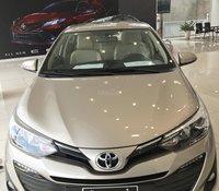 Toyota Vios 1.5G CVT khuyến mãi 1 năm BHVC 2 chiều