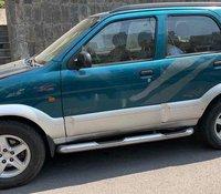 Bán Daihatsu Terios sản xuất 2003, màu xanh, xe gia đình