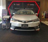 Bán Toyota Corolla Altis 1.8 G, giá 731 triệu, giảm 50% trước bạ
