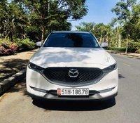 Bán Mazda CX 5 2.5 AT 2WD đời 2019, màu trắng chính chủ, giá chỉ 985 triệu