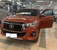 Xe Toyota Hilux 2.8AT năm sản xuất 2019, nhập khẩu nguyên chiếc số tự động