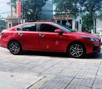 Bán ô tô Kia Cerato năm sản xuất 2019, màu đỏ giá cạnh tranh