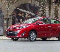 Cần bán xe Toyota Vios 1.5G (CVT) năm sản xuất 2020, màu đỏ