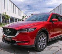 New Mazda CX-5 - ưu đãi tốt nhất - trả trước 280 triệu