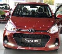 Bán Hyundai Grand i10 2019, màu đỏ, giá 391tr