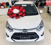Bán Toyota Wigo đời 2020, màu trắng, xe nhập, 345 triệu
