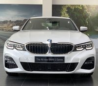 Bán BMW 3 Series 330i Sport Line SX 2020, màu trắng, xe nhập