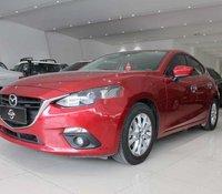 Bán Mazda 3 năm sản xuất 2016, màu đỏ số tự động