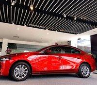 Bán Mazda 3 năm sản xuất 2020, màu đỏ, 395 triệu