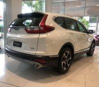 Cần bán xe Honda CR V 2019, màu trắng, nhập khẩu nguyên chiếc giá cạnh tranh