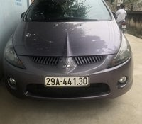 Bán ô tô Mitsubishi Grandis sx 2005, đăng kí 2006, màu xám - Giao xe nhanh