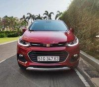 Bán Chevrolet Trax đời 2017, màu đỏ, nhập khẩu