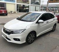 Cần bán xe Honda City 1.5CVT sản xuất 2019, màu trắng, giá tốt