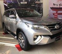 Bán Toyota Fortuner sản xuất năm 2020, màu bạc, xe nhập