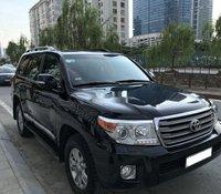 Bán Toyota Land Cruiser đời 2013, màu đen, xe nhập, số tự động