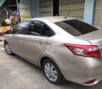 Bán Toyota Vios năm 2016, màu vàng cát