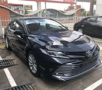 Cần bán xe Toyota Camry 2.5Q đời 2019, màu đen, nhập khẩu nguyên chiếc