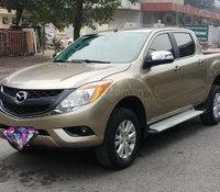 Ô Tô Thủ Đô bán xe Mazda BT50 2.2AT SX 2015, màu ghi vàng, 435 triệu