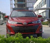Toyota Vios G 2020 ưu đãi cực lớn, lăn bánh chỉ từ 600 tr. Tặng tiền mặt, phụ kiện - LH ngay 0942.456.838