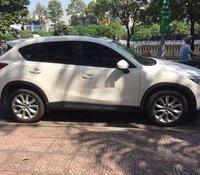 Cần bán Mazda CX 5 sản xuất 2015, màu trắng, 680tr