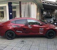 Bán Hyundai Elantra 1.6AT năm sản xuất 2018, màu đỏ, nhập khẩu, giá tốt