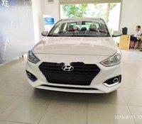 Bán xe Hyundai Accent 2020, màu trắng