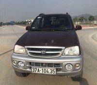 Chính chủ bán xe Daihatsu Terios sản xuất 2005, màu đỏ, nhập khẩu