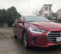 Cần bán gấp Hyundai Elantra 2.0AT năm 2017, màu đỏ số tự động, 548tr